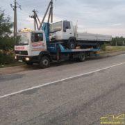 Эвакуация и перевозка грузовиков 1