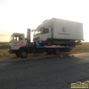 Эвакуация и перевозка грузовиков 3