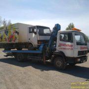 Эвакуация и перевозка грузовиков 5