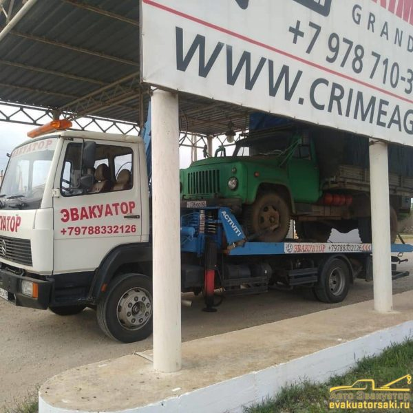 Перевозка грузовых автомобилей фото 2