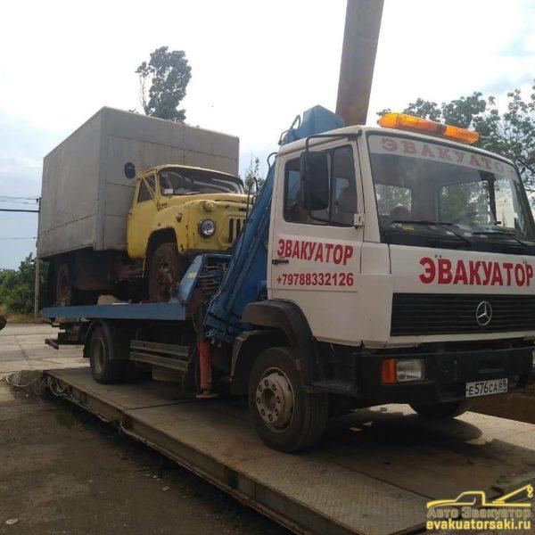 Перевозка грузовых автомобилей фото 5