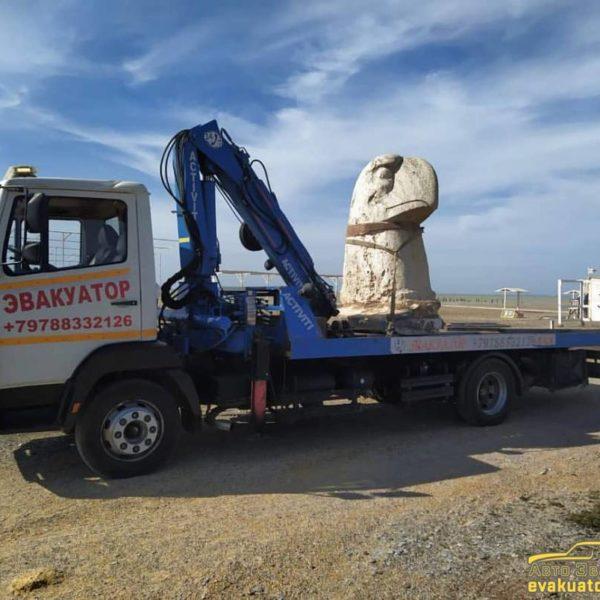 Перевозка крупногабаритных грузов в Крыму 1