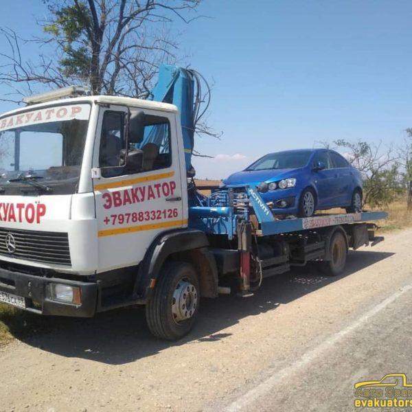 Перевозка легковых автомобилей 1