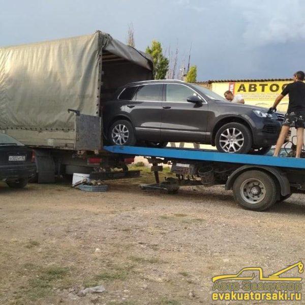 Перевозка легковых автомобилей 3