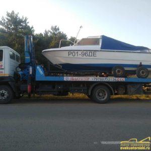 Лодки и катера - перевозка по Крыму